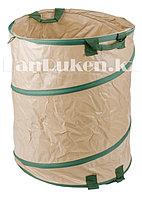 Складной садовый контейнер из ПВХ с ручками 160 л PALISAD 64401 (002)