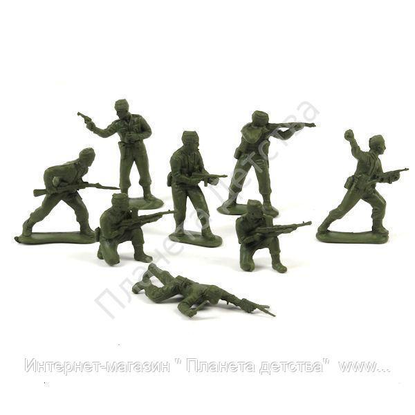 Набор солдатиков в ассортименте - фото 1