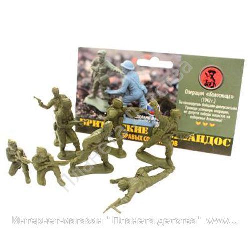 Набор солдатиков в ассортименте - фото 2