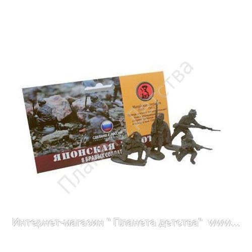 Набор солдатиков в ассортименте - фото 4
