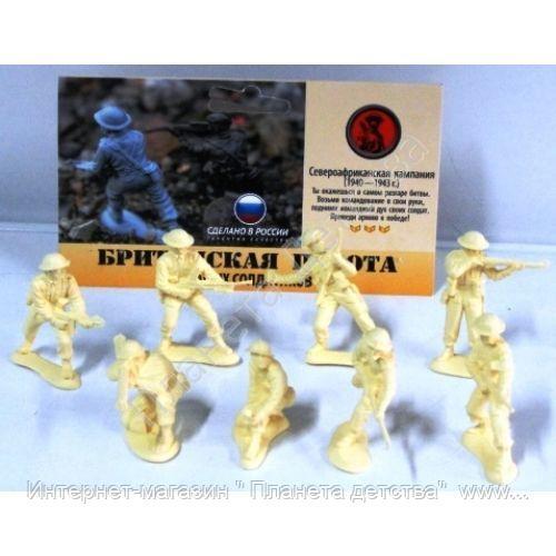 Набор солдатиков в ассортименте - фото 6