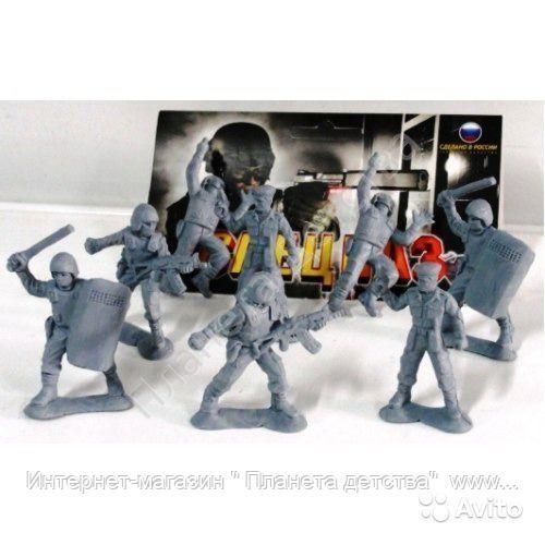 Набор солдатиков в ассортименте - фото 8