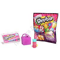 Shopkins 4 Фольгированный пакетик с 1 героем