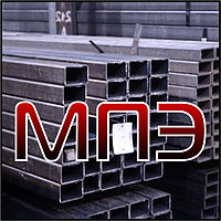Профильная труба 100х100х4.5 квадратная стальная ГОСТ 13663-86 30245-03 сварная сталь 3 20 09г2с размер