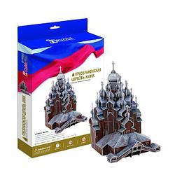 CubicFun Преображенская церковь, Кижи Россия