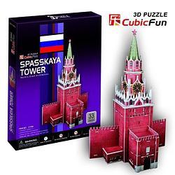 CubicFun Спасская башня (Россия)