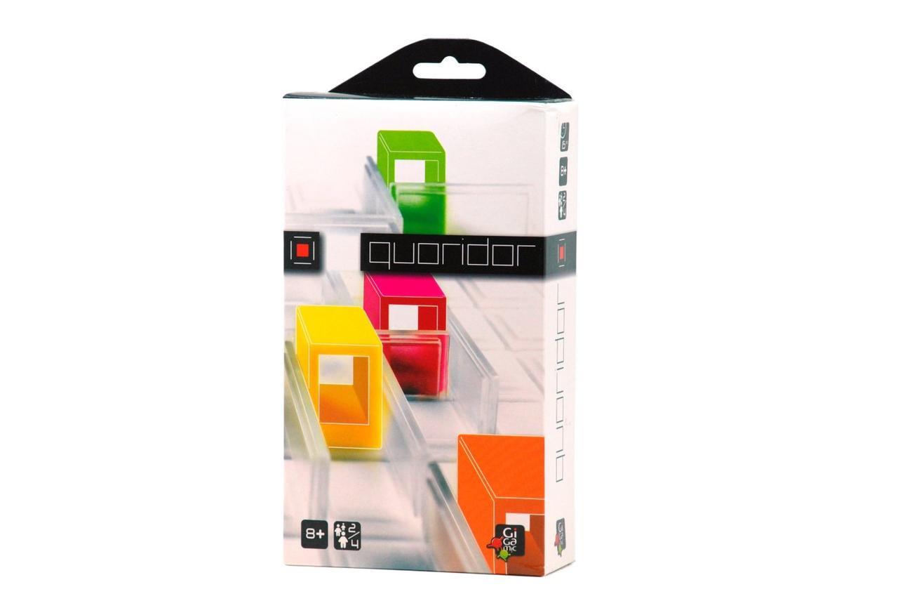 Коридор карманный (Quoridor Pocket)