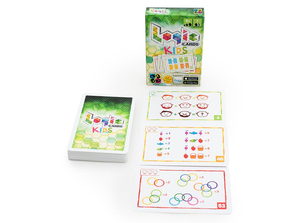 Логические карточки: Для детей