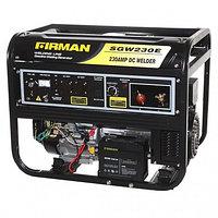 Бензиновый сварочный генератор Firman SGW230E