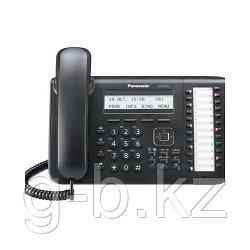 KX-DT543 Системный цифровой телефон. 3-строчный ЖК-дисплей с подсветкой / RU