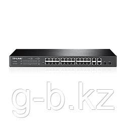 TP-Link TL-SL2428 Smart коммутатор с 24 портами 10/100 Мбит/с и 4 гигабитными портами /