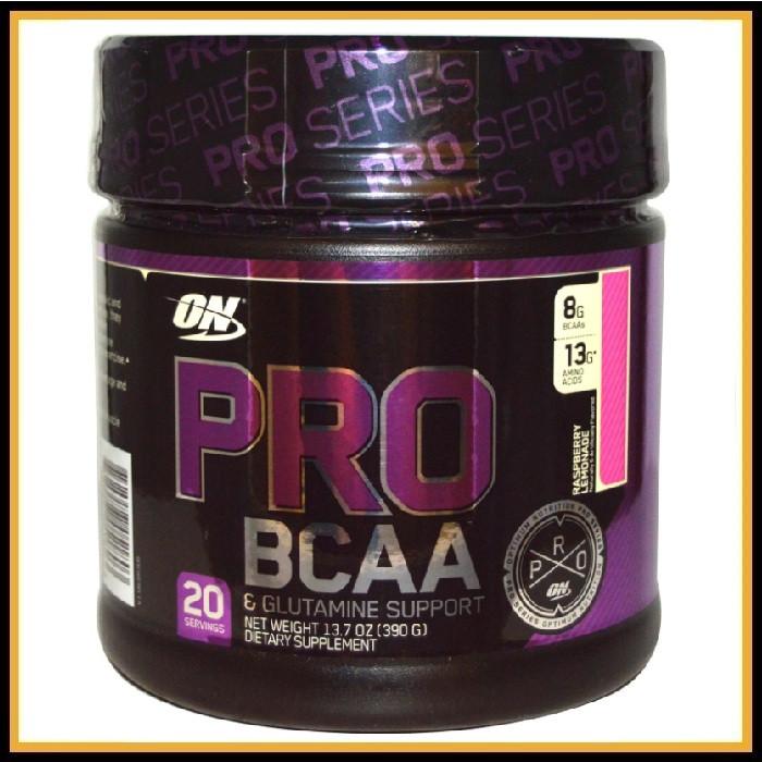 O.N. BCAA PRO (390 g) (ягода-лимонад)