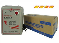 Конвертер преобразователь напряжения с 220-240v до 110-120v TM333-500VA 220/110v 500w, фото 1