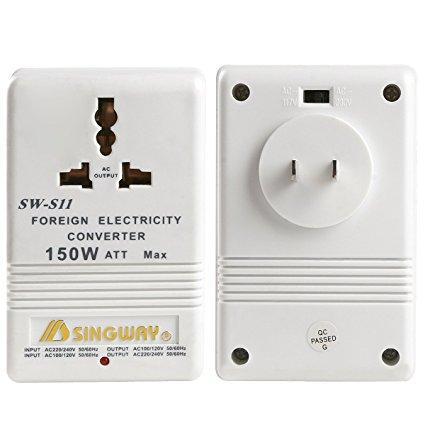 Конвертер Singway SW-S11 110/220 220/110  150w