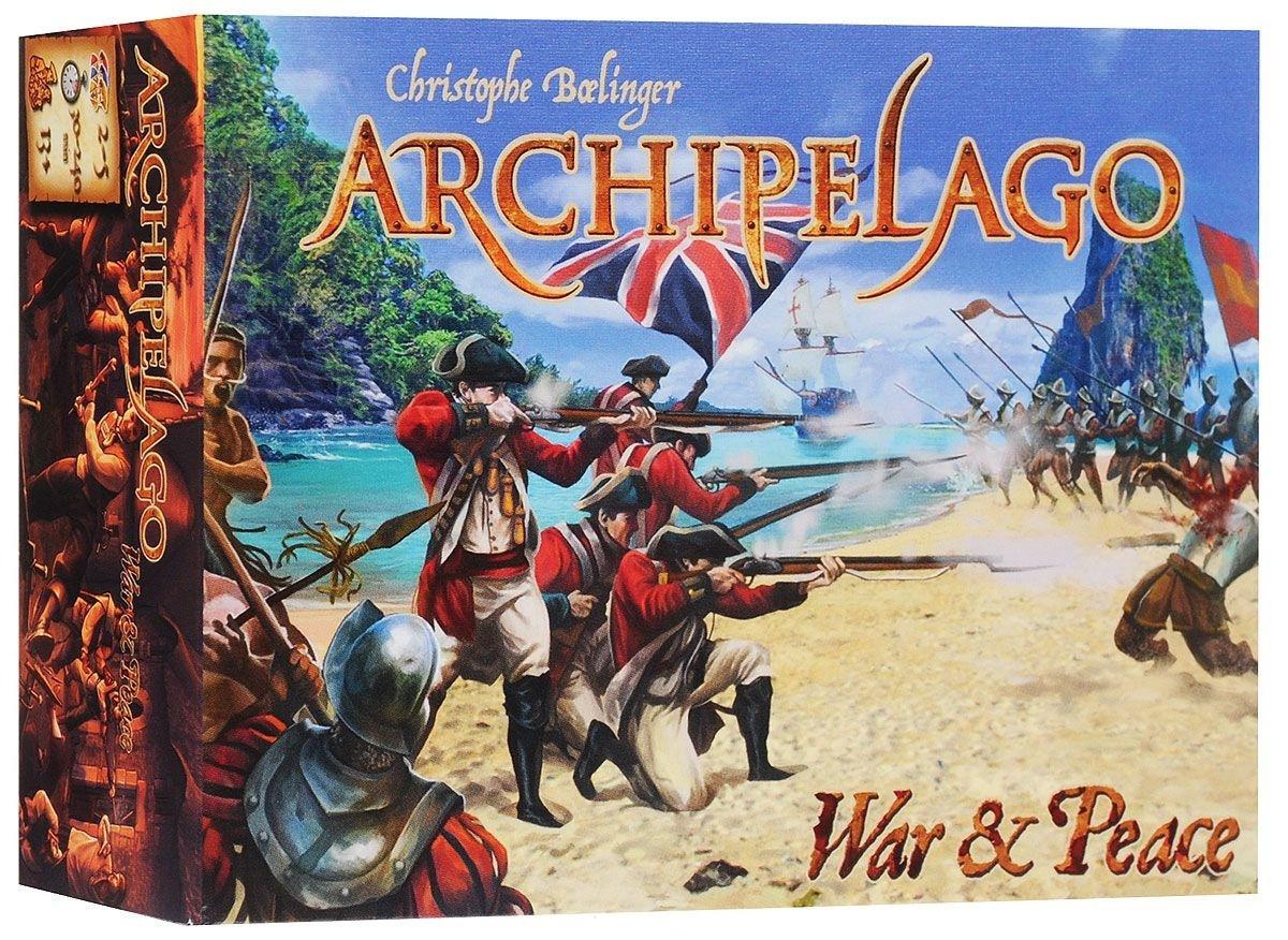 """Архипелаг: доп. """"Война и Мир"""" (Archipelago: War & Peace Expansion)"""
