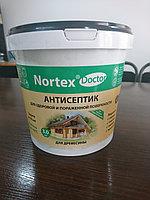 """Антисептическая пропитка для древесины """"Нортекс""""- Доктор. (3кг) до 80С"""
