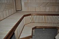 Выбор материала для изготовление полков и скамей-лежаков.
