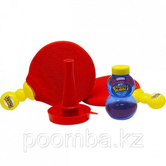 """Мыльные пузыри""""Paddle Bubble""""60 мл с набором ракеток"""