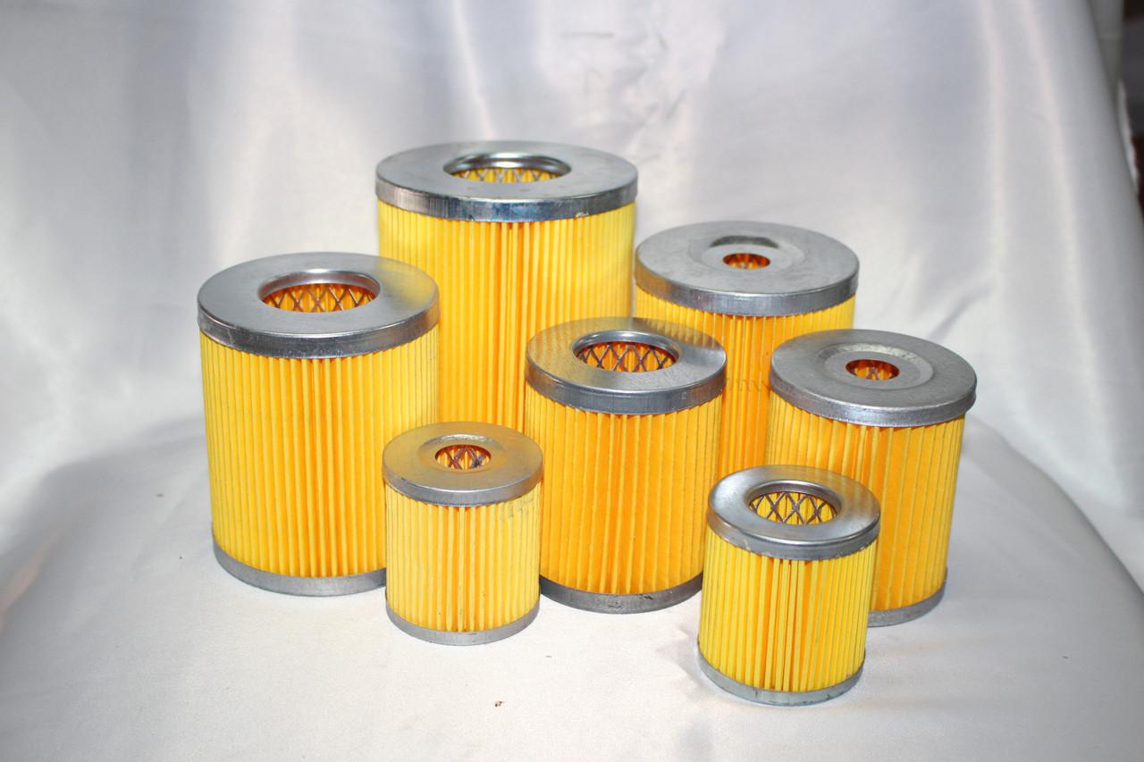 Маслянные и топливные фильтрующие элементы