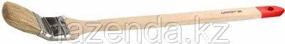 Кисть радиаторная  деревянная ручка 25мм