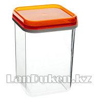 Банка для сыпучих продуктов 1,2 л. 26700 (002)