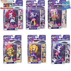 Hasbro Equestria Girls мини-кукла, в ассорт.