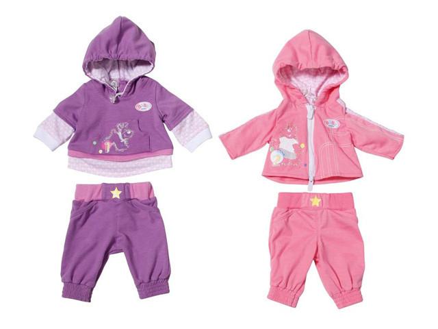 Игрушка BABY born Одежда для спорта, веш.