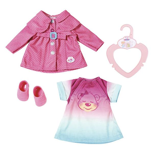 Игрушка my little BABY born Комплект одежды для прогулки, 32 см, веш.