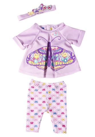 Игрушка BABY born Удобная одежда для дома, веш