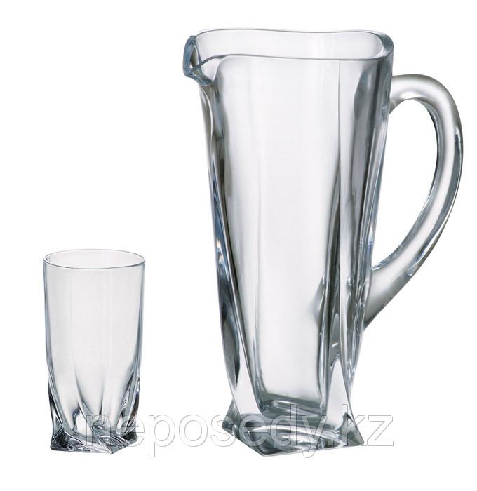 Набор для воды QUADRO 7 предметов 99999/9/99A44/100. Алматы