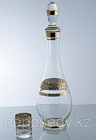 Набор для водки 7 пр.  606/36/7 set karafa+stopka