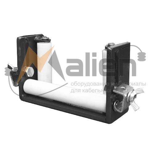 РЛ-КЛ-100/200Г Ролик кабельный прямой для глухого кабельного лотка