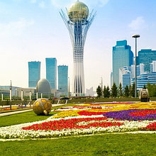 Astana guided city tours in English