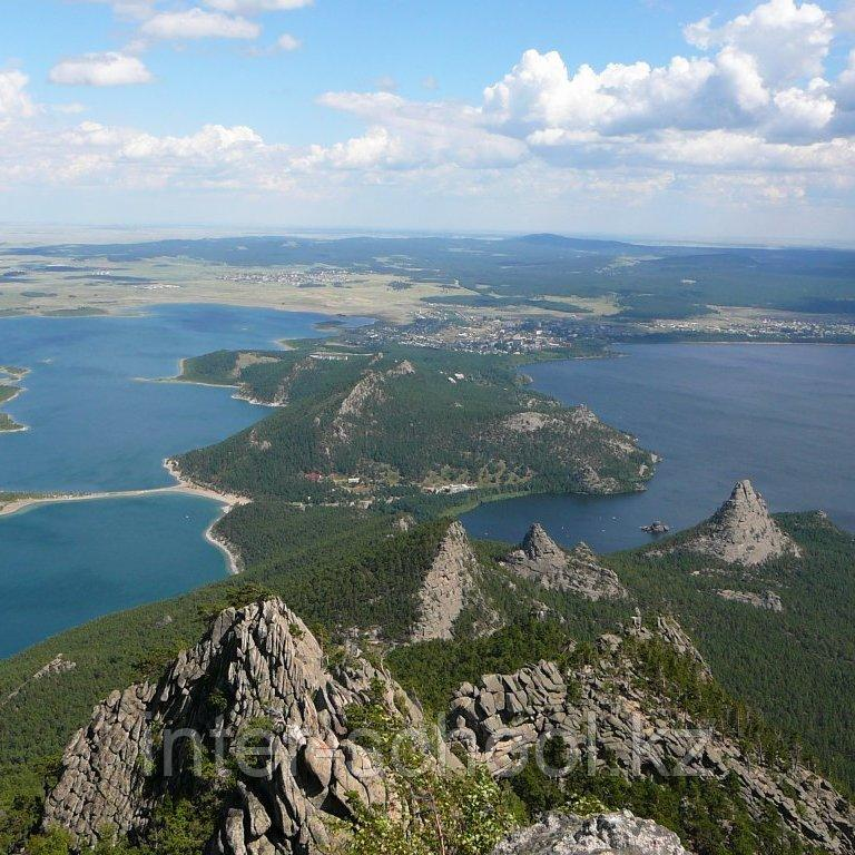 Однодневный тур «Бурабай - жемчужина Казахстана» из Нур-Султана (Астаны)