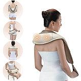 Массажер на плечи Hada. Ударный массаж для шеи, плеч и спины., фото 3