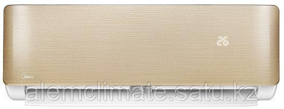 Кондиционер MIDEA AURORA MSAВ-012HRN1-WG, золотая панель (35-40м2.)