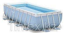 Каркасный бассейн Prism Frame 400х200х100 см, 6836 л, фильтр-насос 2006л/ч, лестница