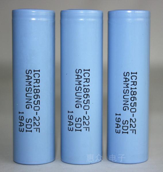 Samsung 18650 2200mAh ICR18650-22F Li-Ion
