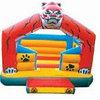 Рекламный манеж «Клоун, Жираф, тигр, медведь, замок, обезьяна, Буратино» размер 6,0х5,0хот3,2(до6,5) м