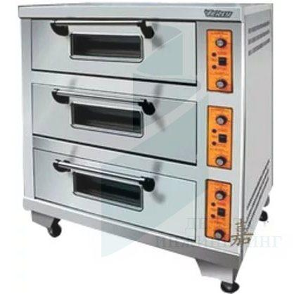 Печь хлебопекарная FoodAtlas VH-33 (AR) (электрическая, ярусная)