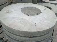 Плита перекрытия – ПП-10 с пластиковым люком , фото 1