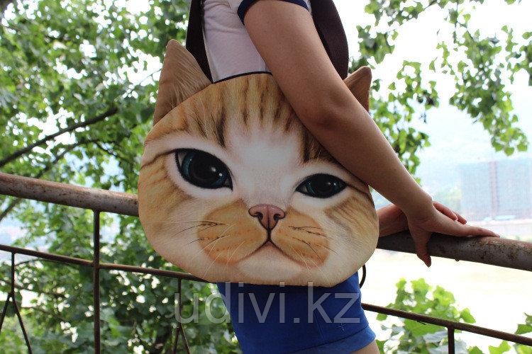 Сумка 3d кошки