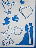 Трафареты для скрапбукинга 15х21 см, Алматы, фото 2