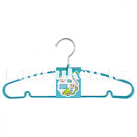 Вешалка для легкой одежды с прорезиненным противокользящим покрытием 40 см 5 шт ELFE 92927 (002)