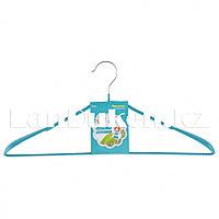 Вешалка для верхней одежды с прорезиненным противоскользящим покрытием 45 см (1 шт.) ELFE 92926 (002)