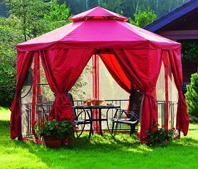 Беседки садовые и шатры