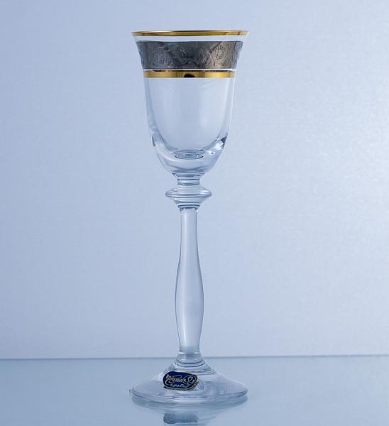 Рюмки для водки Angela 60мл 6шт 40600-43249-60. Алматы