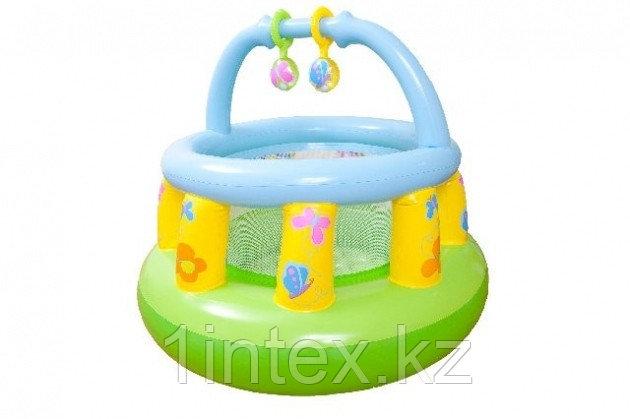 Intex, Детский надувной манеж 130х104см, от 9 до 18 месяцев, уп.3