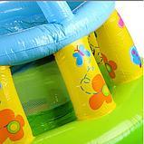 Intex, Детский надувной манеж 130х104см, от 9 до 18 месяцев, уп.3, фото 2