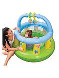 Intex, Детский надувной манеж 130х104см, от 9 до 18 месяцев, уп.3, фото 4